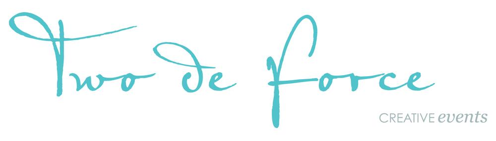 Two de Force logo