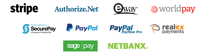 Payment gateways with Award Force