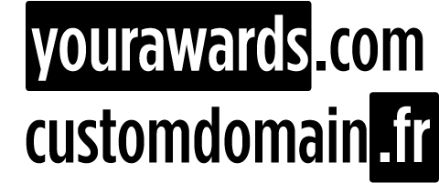 Custom domain for your awards program