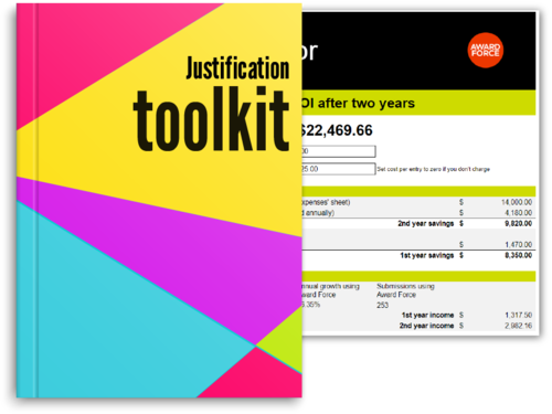 Justification toolkit cover