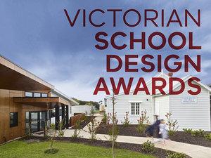 Victoria School Design Awards logo